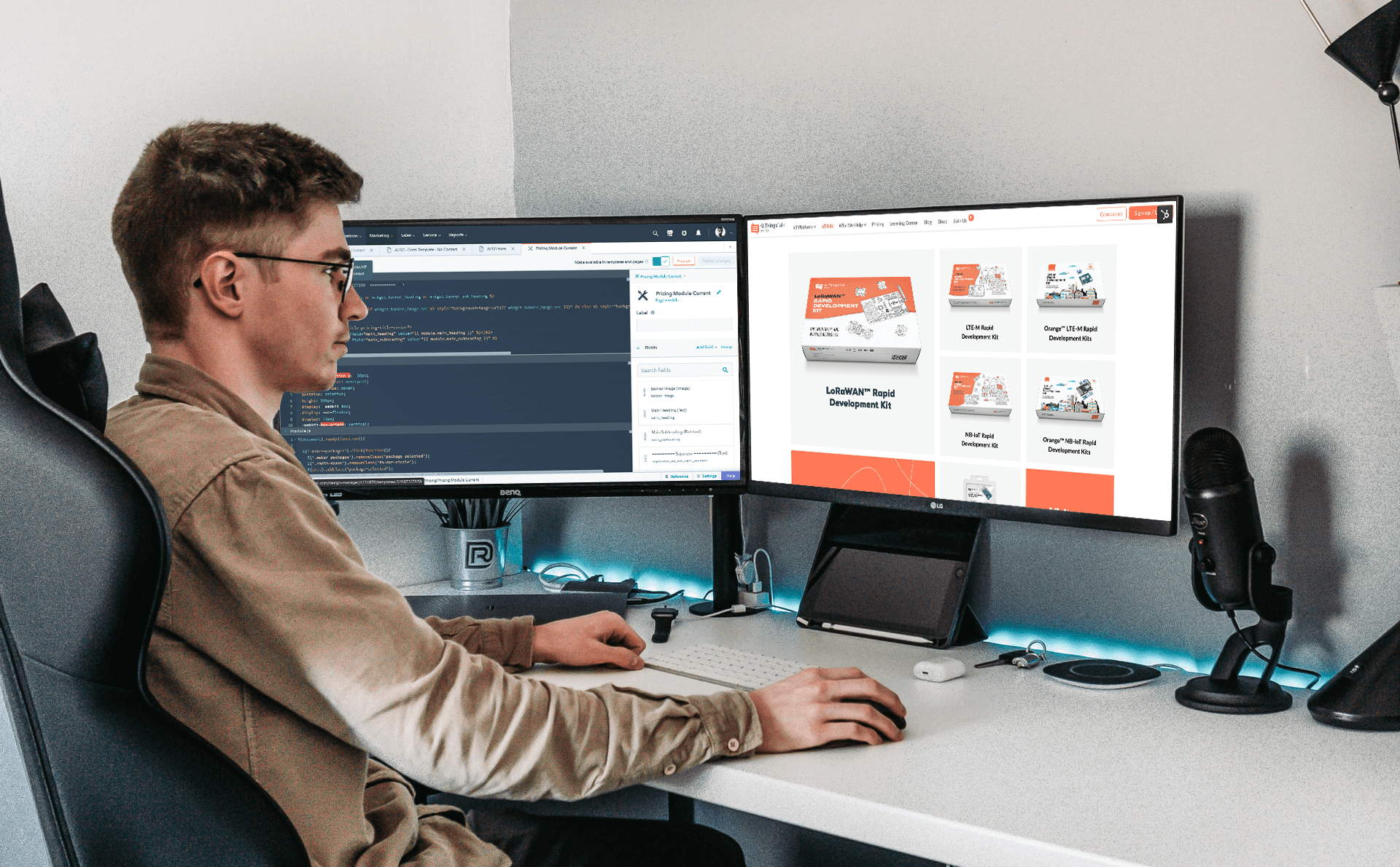 Web DesignerDeveloper