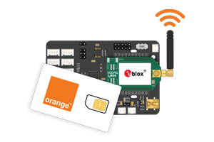Orange IoT connectivity