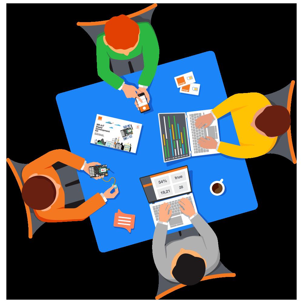 Orange IoT Powered by AllThingsTalk