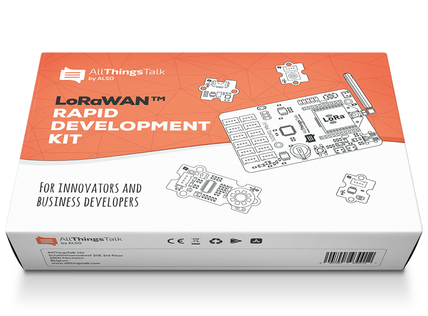 LoRaWAN-RDK-HubSpot