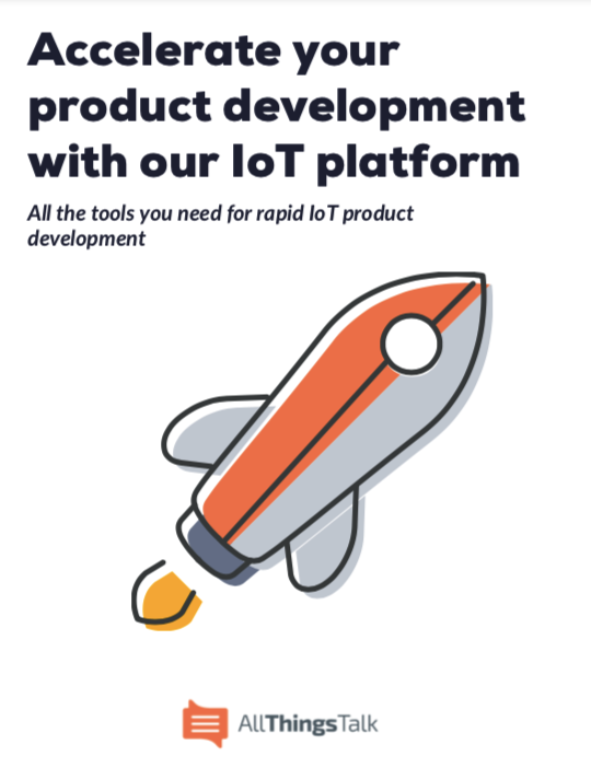 IoT product development ebook
