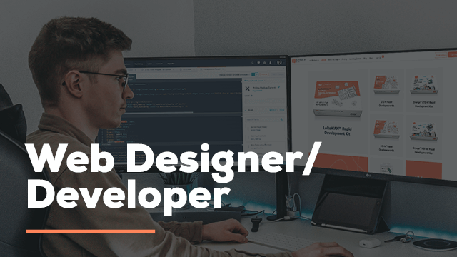 Web Designer/Developer