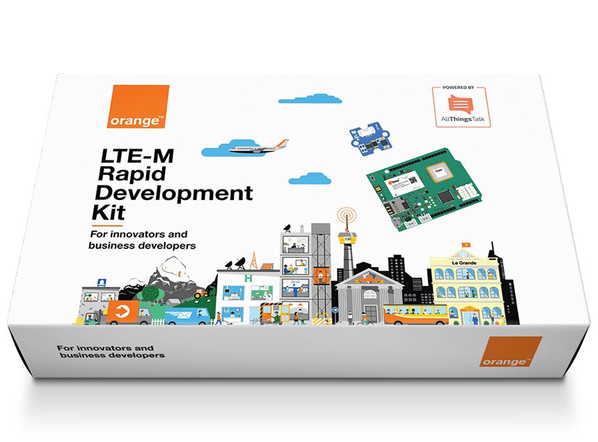 Orange-LTE-M-RDK